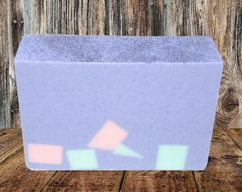 Soap ~ Goat Milk Soap ~ Bar Soap ~ Homemade Soap ~ Handcrafted Soap ~ VIVACIOUS Fragrance