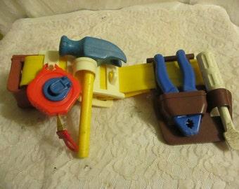 Fisher Price tool Belt Fun