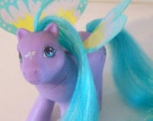 My Little Pony High Flyer Windy Wing Vintage Hasbro MLP Rare HTF