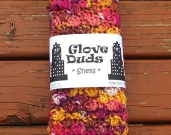 Glove Duds   Fingerless Gloves or Wrist Warmers * Shells * Texture