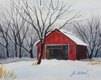 Bev Nedder's Old Barn