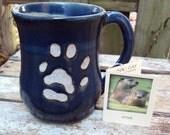 Custom Order for solfrost - River Otter Mug