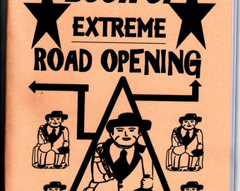 San Simon Book Of Extreme Road Opening book