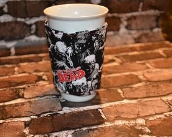 Walking Dead Cup Cozy