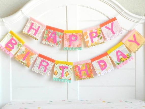 Happ Birthday Banner