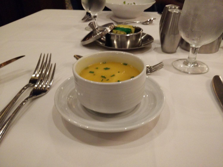 Royal Caribbean Indy - Soup