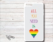 Lgbtq phone case, Gay pride phone case, Gay phone case, rainbow pride, rainbow phone cover, gay pride, rainbow art, Bi pride