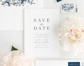 Amelia Save the Date - Deposit