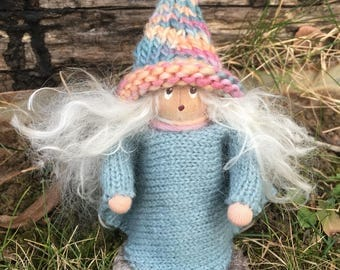 Swedish Tomte Lady