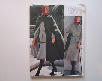 vintage Vogue pattern 1160 - Vogue Americana Anne Klein separates - size 12 - vintage Vogue 1160 - factory folded