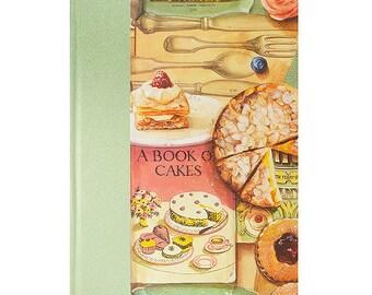Recipe Book Cake Factory