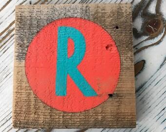 R Wood Tile