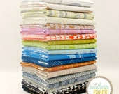 "Carkai - Fat Quarter Bundle - 21 - 18""x21"" Cuts by Carolyn Friedlander for Robert Kaufman Quilt Fabric"