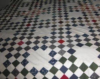 Handmade Antique Quilt Top