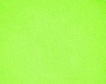 Dark Lime Cuddle Minky (Minkee), Cuddle by Shannon Fabrics