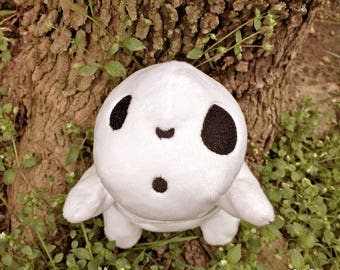 Kodama Kuttari Handmade Plush Doll