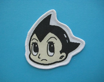 Iron-on Patch Astro boy 2.6 inch