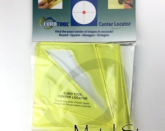 Center Finder Locator - great jewelry making tool