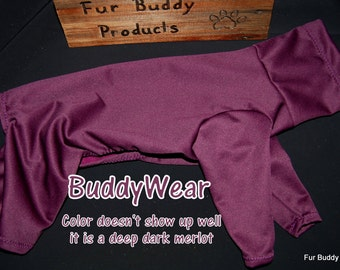 """13"""" Ready to Ship BuddyWear outfit for Italian Greyhounds, Hairless Terriers, Cresteds and all small dogs"""