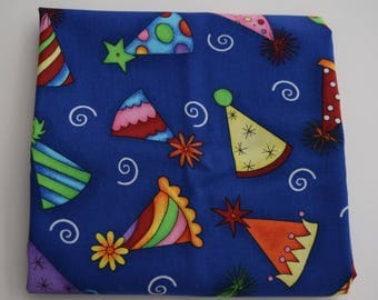 Fat Quarter - Quilting Treasures Birthday Party Fabric