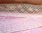 Lace Antique Lace Vintage Trim Dotted Tulle Edwardian