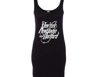 New York, New Haven, Hartford Dress