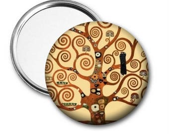 Tree of Life Pocket Mirror