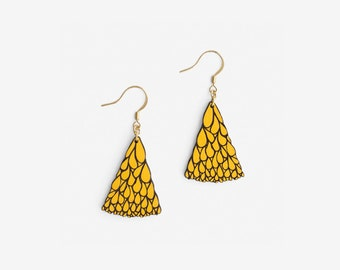 SOPLILLO YELLOW, Leaves Collection by Materia Rica