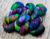 Exquisite Sport  - Starry Starry Night - Colour Adventures (fibers: merino, cashmere, silk)