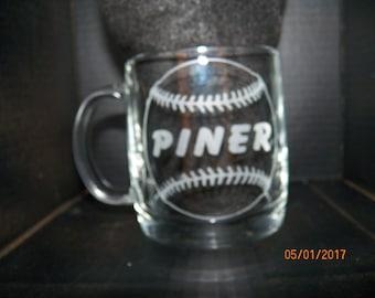 Baseball Coffe Mug