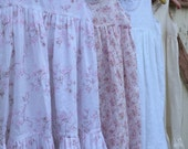 Sweet Cotton  Nightgown Blow Out Sale!