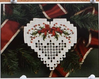 1995 Christmas in my Heart - by Emie Bishop - With Card and Envelope