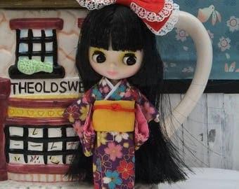 Petite Blythe Kimono