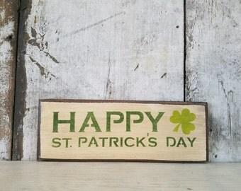 Primitive St.Patrick's Day, Primitive St.Patrick's Day, Country St.Patrick's Day, Primitive Decor, Country Decor, March Decor