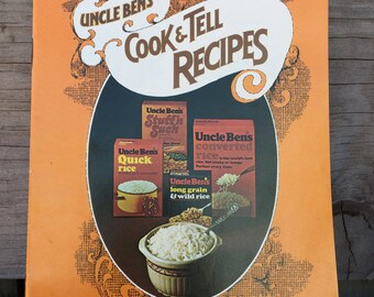 uncle bens etsy