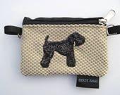 Kerry Blue Terrier Coin Purse