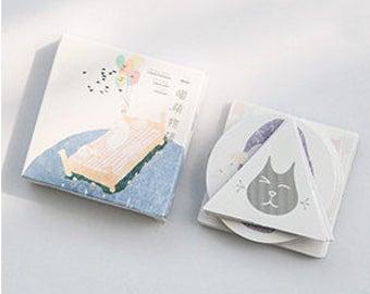 40 Pcs Planner Stickers Decorative Stickers Die Cut Stickers