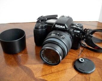 Sigma SA-300 Zoom Camera