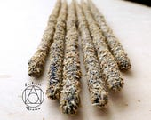PALO SANTO and COPAL - Artisan Incense - hand made incense, meditation, wiccan, witchraft, natural incense, herbal incense