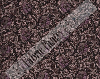 Downton Abbey The Dowager - Civil War Reproduction Quilt Fabric - Kathy Hall for Andover - A 8110 P  ~ By the 1/2 Yard