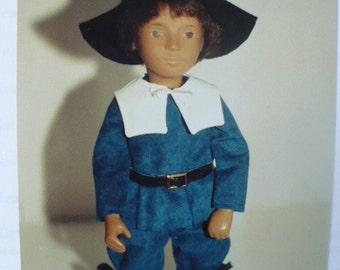 Sasha Pilgrim Boy Pattern