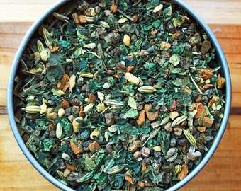 Skinny Tea - Organic Herbal Tea - Helps support natural slimming and appetite reduction
