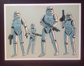 Storm troopers blue