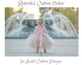 Multi Color Custom Order Tutu with Varying Lengths and Dimension, Reserved Custom Order, Bold Color Multi Layer Tutu for Birthdays