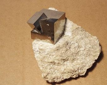 Awesome Pyrite specimen