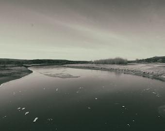 Cannonball River