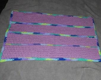 Crocheted Small Pet Mat