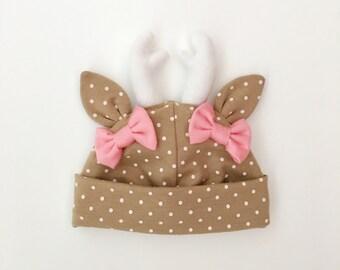 Baby Deer Hat