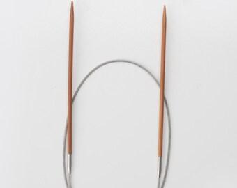 "ChiaoGoo Bamboo Circular Knitting Needles 24"" (60 cm)"