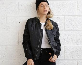 Summer Sale Bombor Jacket , Black.